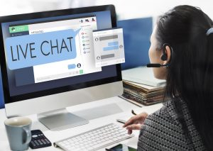 Five Reasons Why Your Website Should Be Using Live Chat